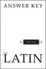 Henle Latin 1 Key