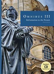 Omnibus III Text w/ Teacher CD