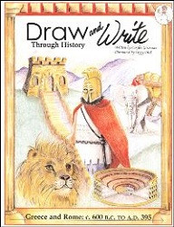 Draw and Write: Greece and Rome