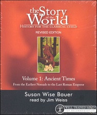 Story of the World 1 Audio CD