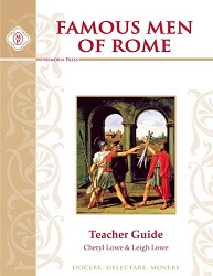 Famous Men of Rome Teacher Guide