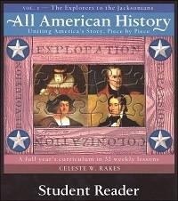 All American History 1 Reader