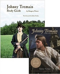 Johnny Tremain Guide/Book