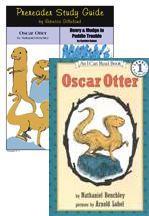 Oscar Otter Guide/Book