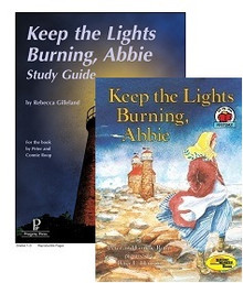 Keep the Lights Burning, Abbie Guide/Book