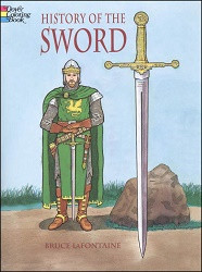 History of the Sword Coloring Book
