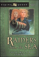 Viking Quest #1: Raiders from the Sea