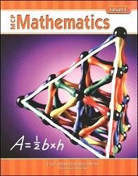 Modern Curriculum Press Math E