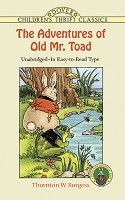 Adventures of Old Mr. Toad