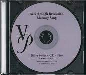 Acts through Revelation CD