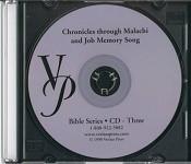 Chronicles through Malachi and Job CD