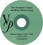 New Testament, Greece & Rome CD