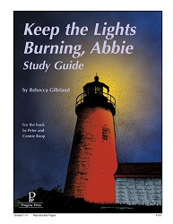 Keep the Lights Burning, Abbie Guide