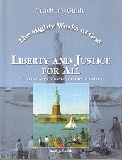 Liberty and Justice for All Teacher (Mighty Works of God)