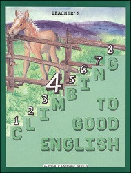 Climbing to Good English 4 Teacher