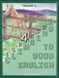 Climbing to Good English 4 Teacher