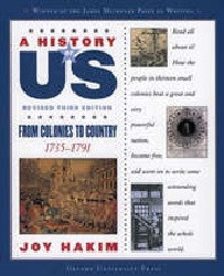History of US # 3: From Colonies to Country
