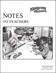 Miquon Notes to Teachers