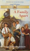 Family Apart   (Orphan Train Adventures #01 )