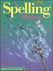 Spelling Workout E Student - 2002