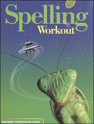 Spelling Workout C Student - 2002