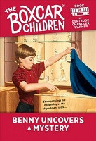 #19 - Benny Uncovers a Mystery ( Boxcar Children )