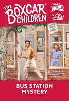 #18 - Bus Station Mystery ( Boxcar Children )