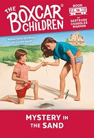 #16 - Mystery in the Sand ( Boxcar Children )