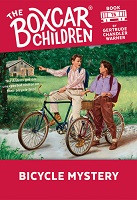 #15 - Bicycle Mystery ( Boxcar Children )