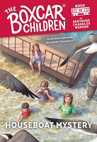 #12 - Houseboat Mystery ( Boxcar Children )