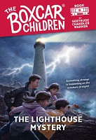 # 8 - Lighthouse Mystery ( Boxcar Children )