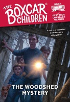 # 7 - Woodshed Mystery ( Boxcar Children )