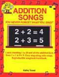 Addition Songs w/CD
