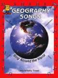 Geography Songs w/CD