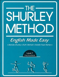 Shurley English 7 Practice Booklet