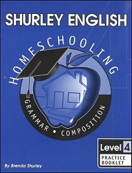 Shurley English 4 Practice Booklet