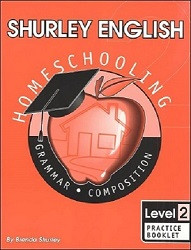 Shurley English 2 Practice Booklet