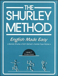 Shurley English 7 Workbook