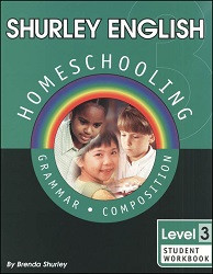 Shurley English 3 Workbook
