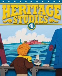 Heritage Studies 4 Teacher's Edition  3rd edition
