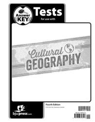 Cultural Geography Test Key 4th Edition