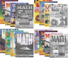 School of Tomorrow / ACE Math Grade 9 #1097 - 1108  Algebra 1 with Keys