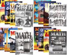 School of Tomorrow / ACE Math Grade 10 #1109 - 1120  Geometry with Keys