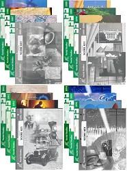 School of Tomorrow / ACE Social Studies Grade 8  #1085 - 1096 with Keys (4th Edition)