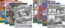 School of Tomorrow / ACE Social Studies Grade 12 # 1133 - 1138 Civics with Keys (3rd Edition)