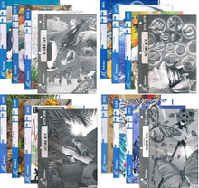 School of Tomorrow / ACE Science Grade 7 #1073 - 1084 with Keys (4th Edition)