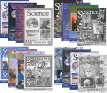 School of Tomorrow / ACE Physical Science Grade 10  # 1109 - 1120 with Keys (3rd Edition)