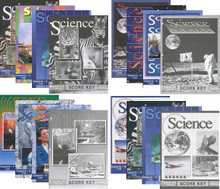 School of Tomorrow / ACE Science Grade 11  # 1121 - 1132  Chemistry with Keys (3rd Edition)
