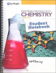 Apologia Exploring Creation with Chemistry Notebook