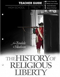 The History of Religious Liberty Teacher's Guide